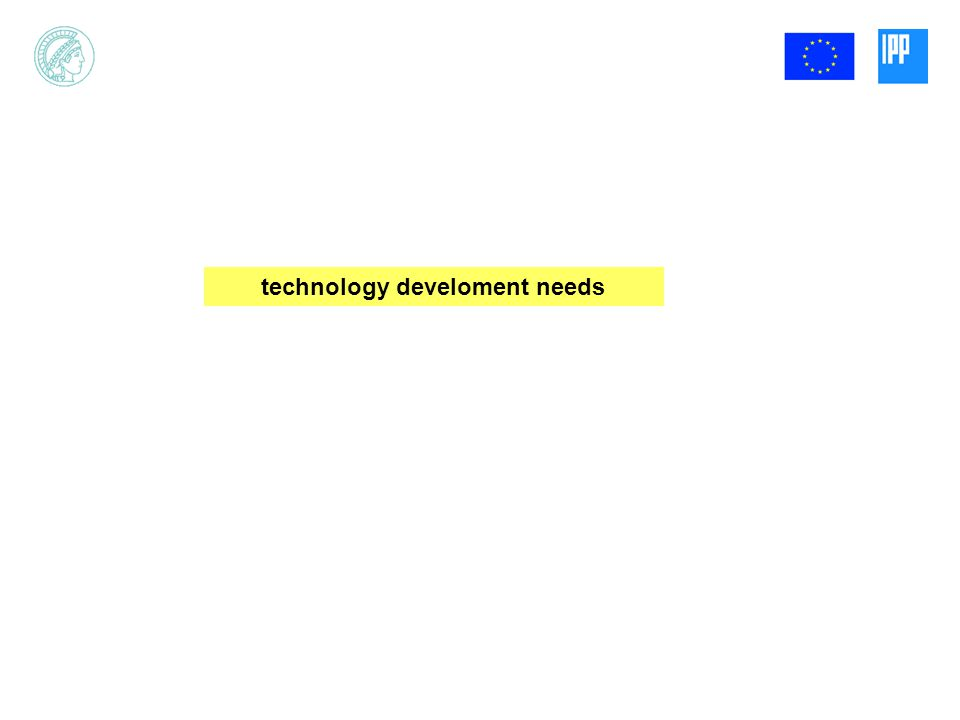 technology develoment needs