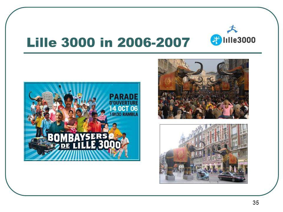 35 Lille 3000 in 2006-2007