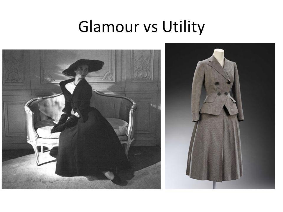 Glamour vs Utility