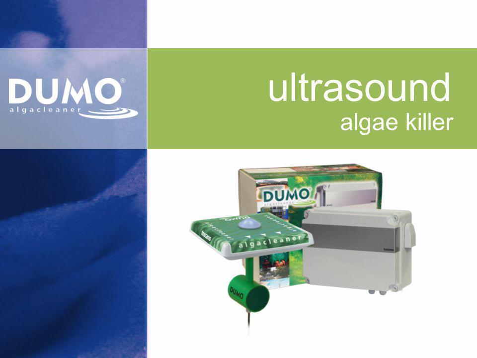 ultrasound algae killer