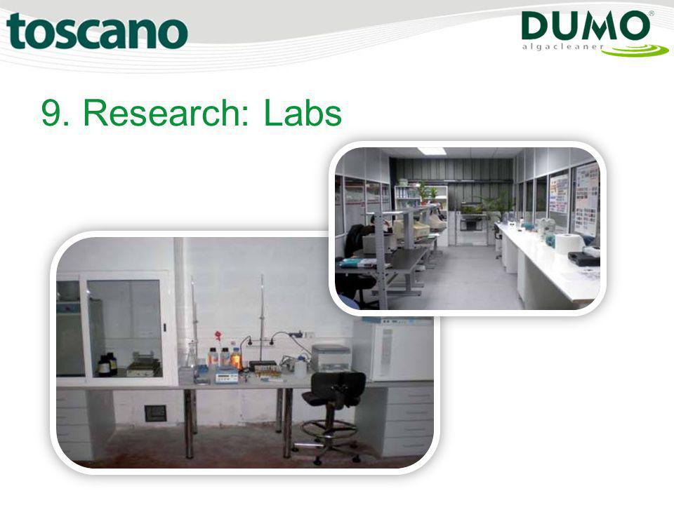 9. Research: Labs