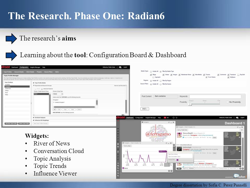 Phase Two: Early Results & Tools Performance Web coverage and scrapers Facebook and privacy Significant results vs.