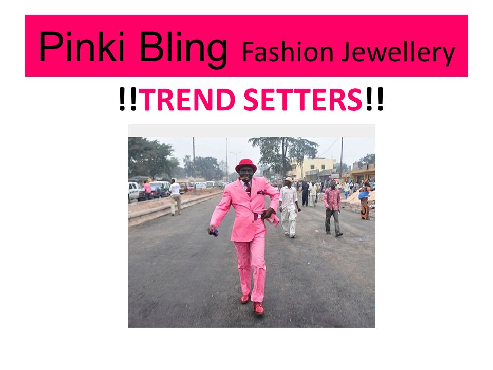 Pinki Bling Fashion Jewellery !!TREND SETTERS!!