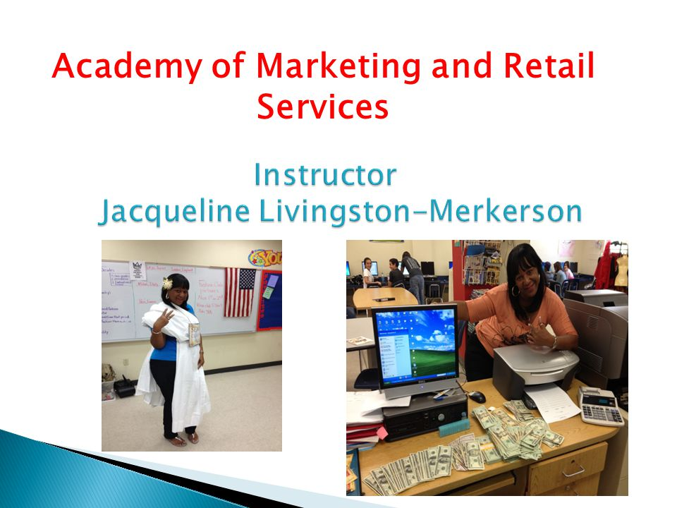 Academy of Marketing and Retail Services