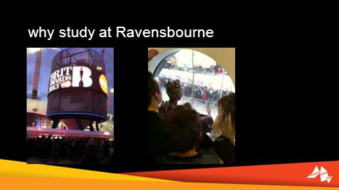 why study at Ravensbourne