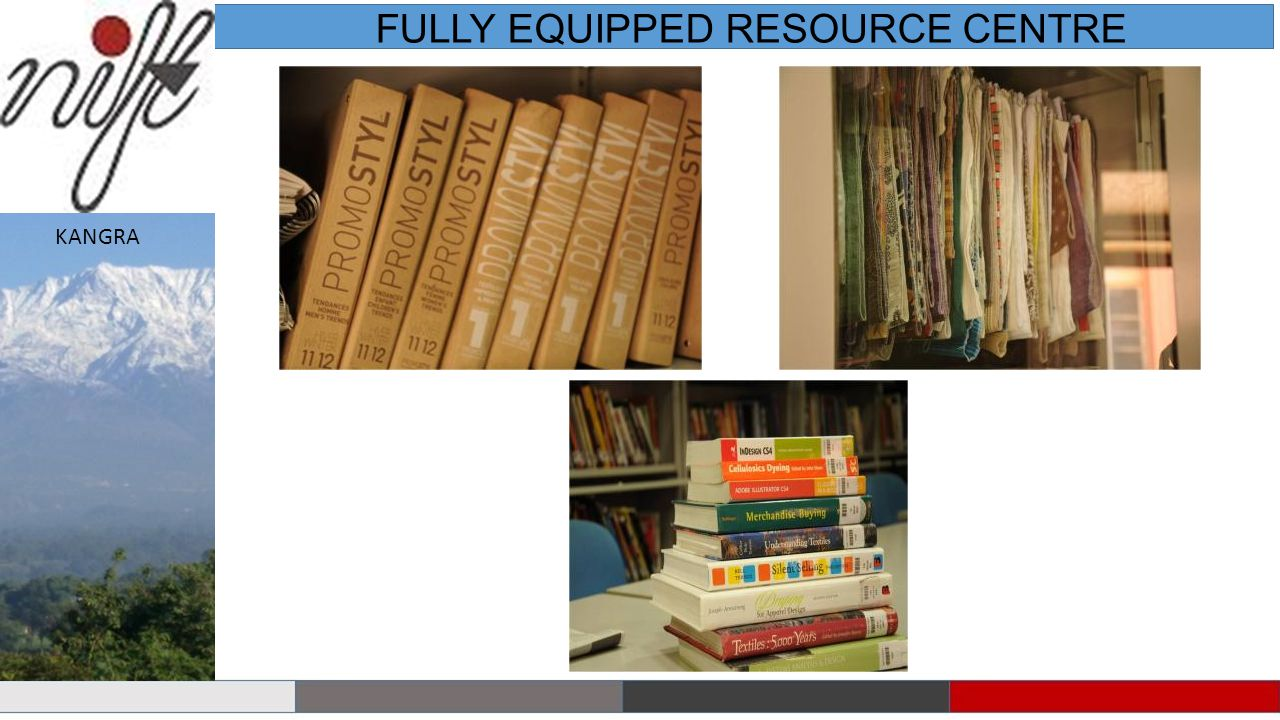 FULLY EQUIPPED RESOURCE CENTRE KANGRA