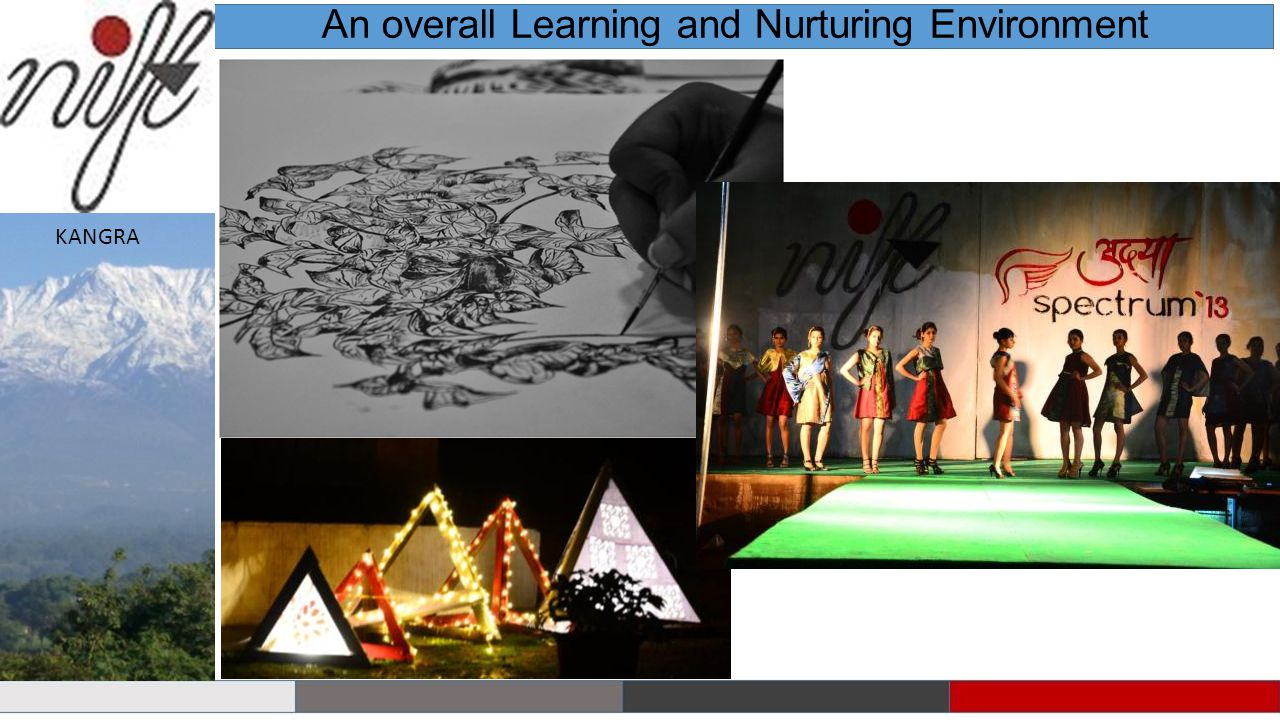 An overall Learning and Nurturing Environment KANGRA