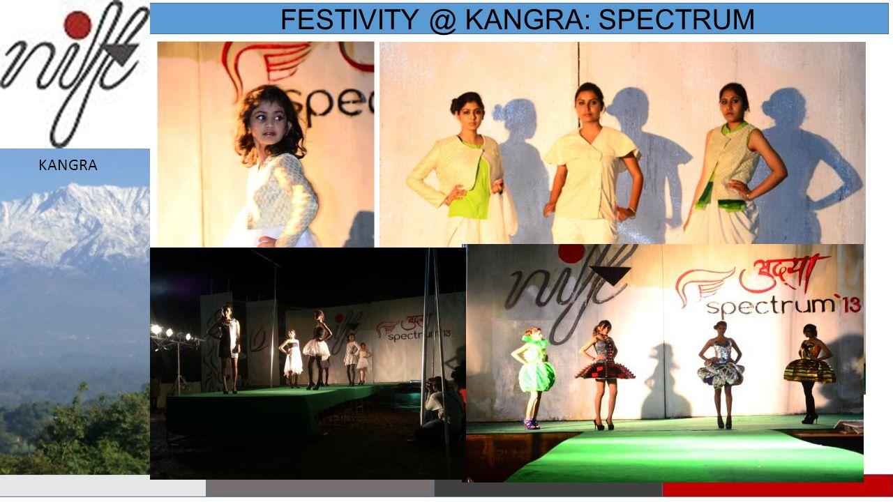 FESTIVITY @ KANGRA: SPECTRUM KANGRA