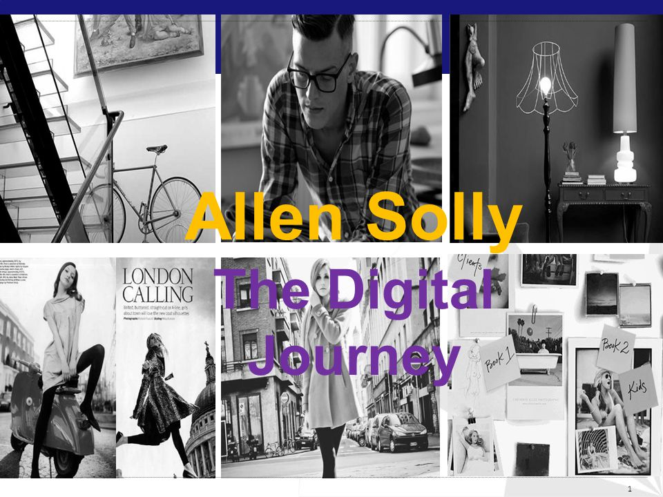 1 Allen Solly The Digital Journey