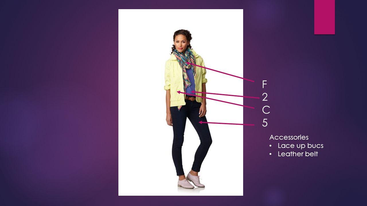 F2C5F2C5 Accessories Lace up bucs Leather belt