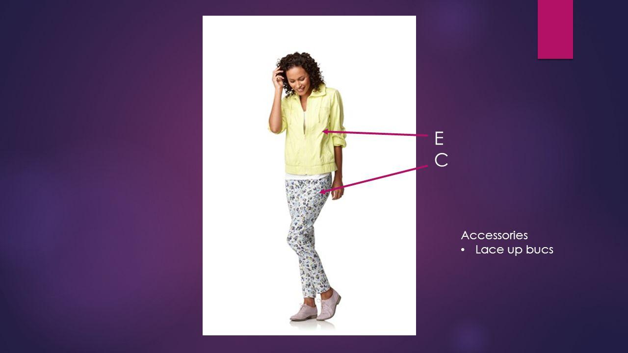 ECEC Accessories Lace up bucs