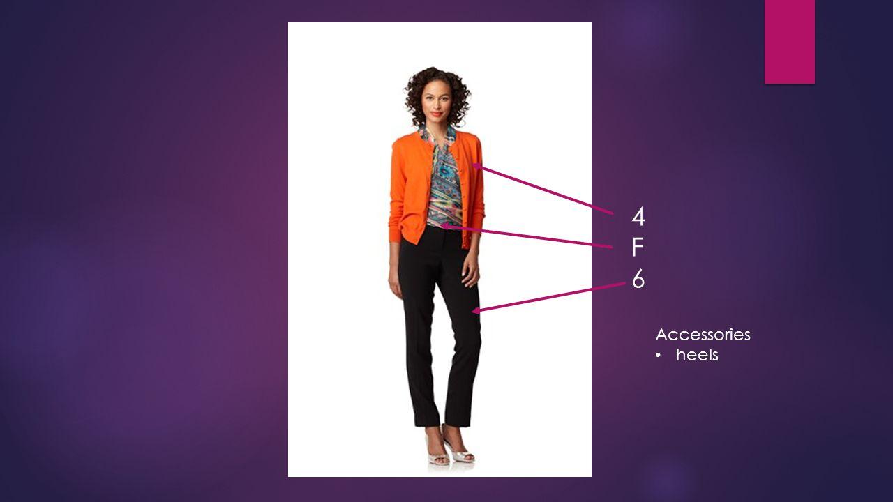 4F64F6 Accessories heels