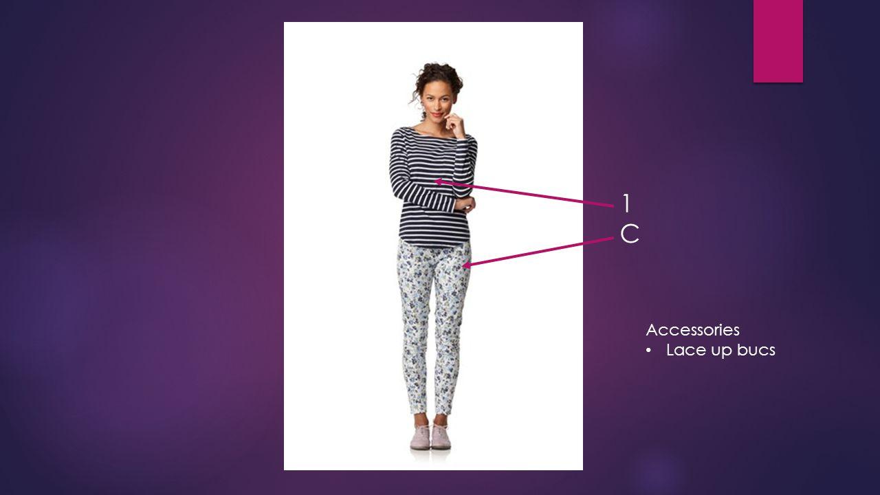 1C1C Accessories Lace up bucs