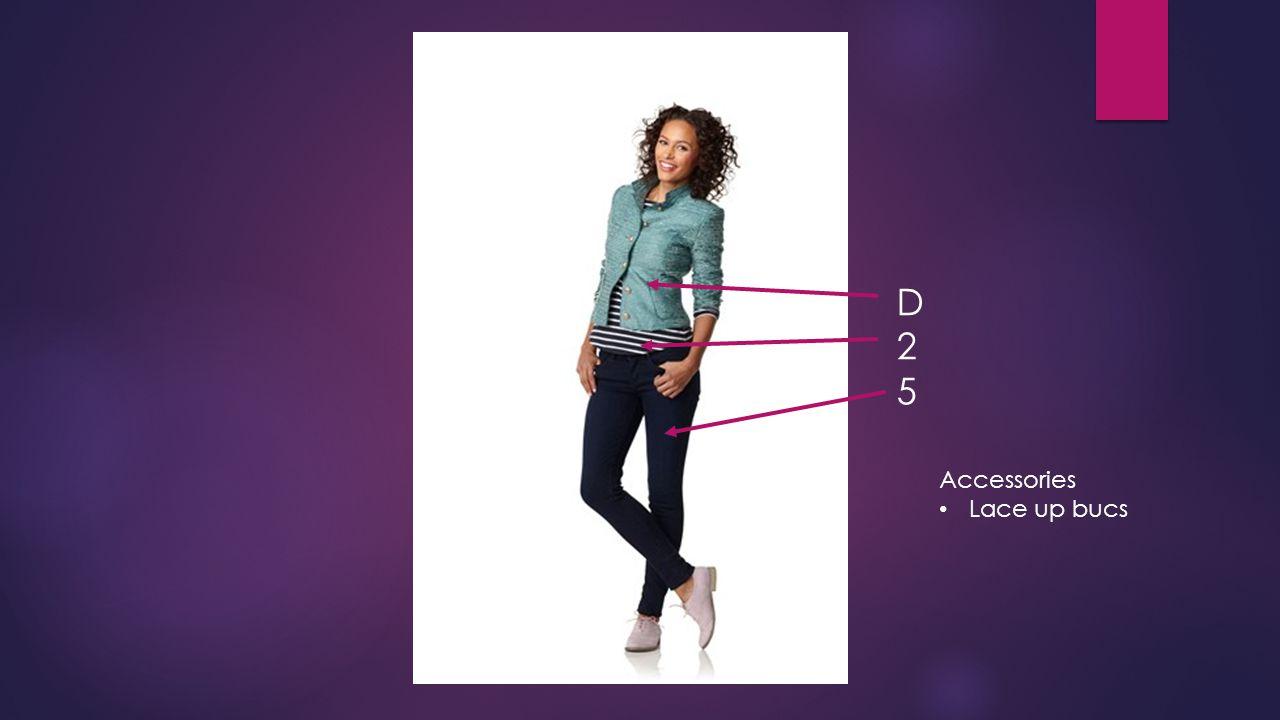 D25D25 Accessories Lace up bucs