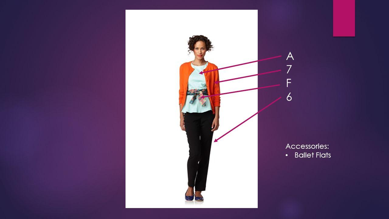 A7F6A7F6 Accessories: Ballet Flats