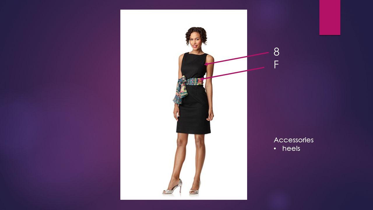 8F8F Accessories heels