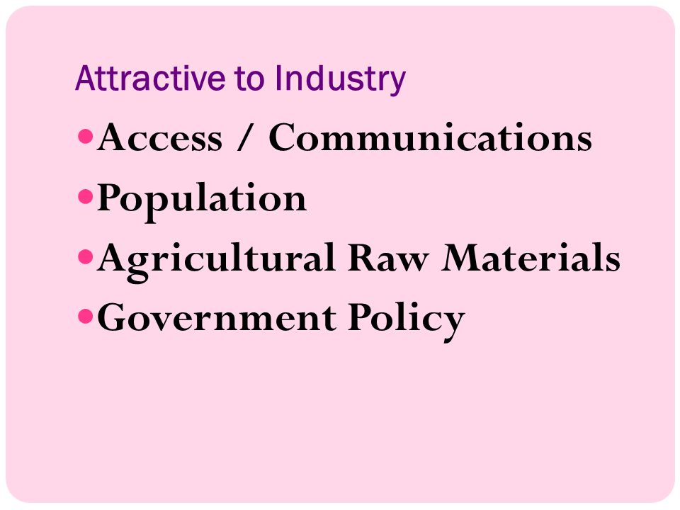 Paris Basin Secondary Economic Activities
