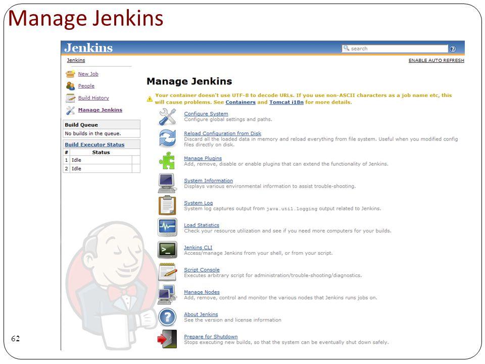 Manage Jenkins 62