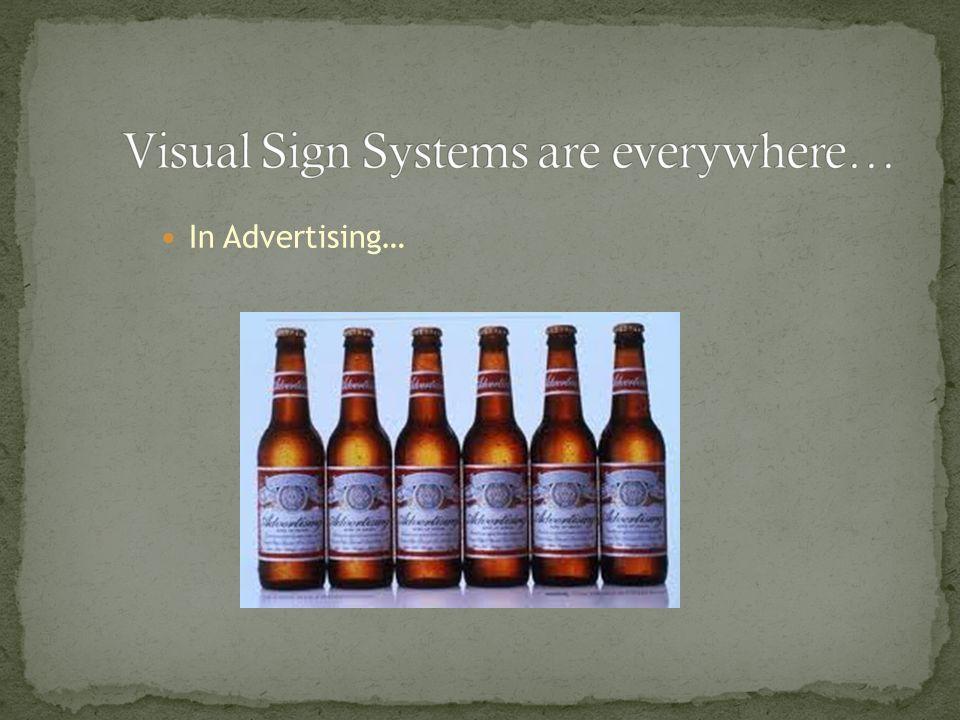 In Advertising…