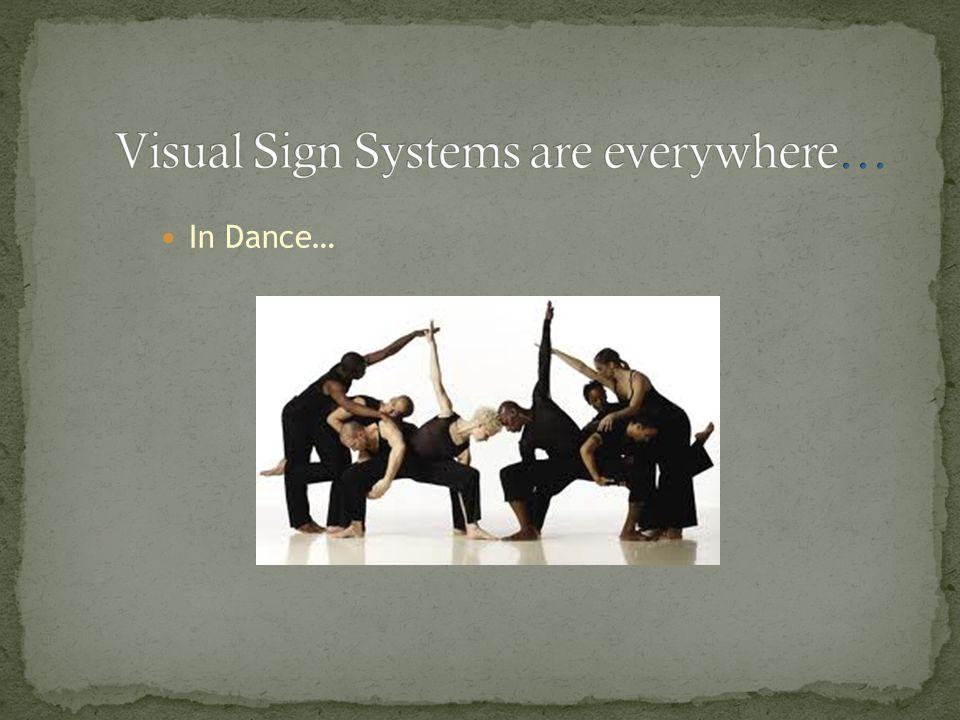 In Dance…