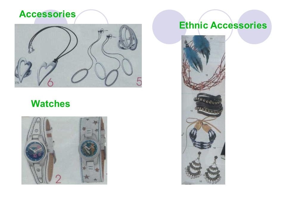 Accessories Watches Ethnic Accessories
