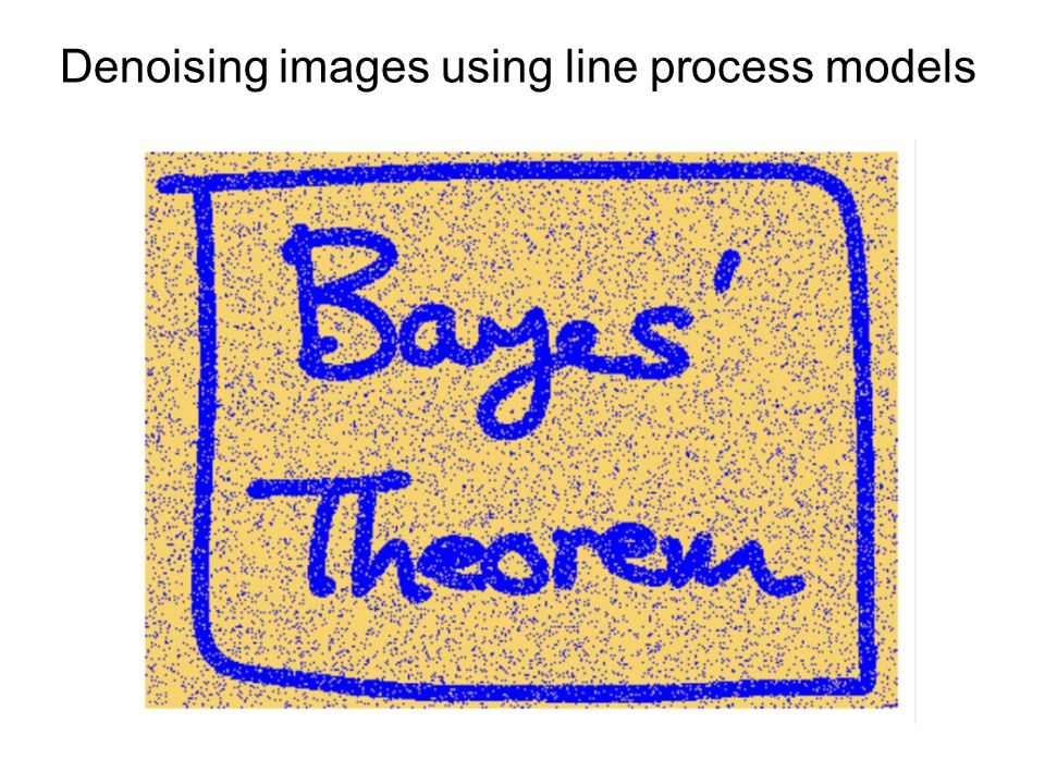 Part B Learning Generative Models of Images Brendan Frey University of Toronto and Canadian Institute for Advanced Research