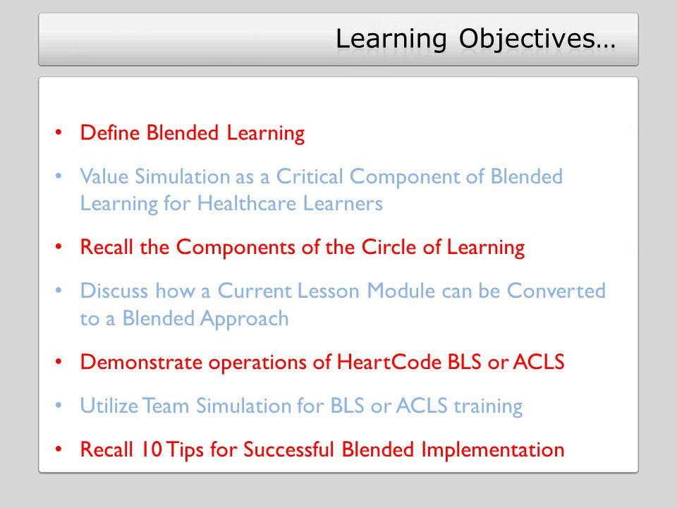 A Blended Learning Model…