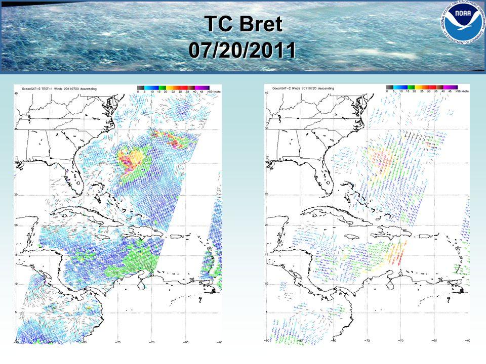TC Bret 07/20/2011