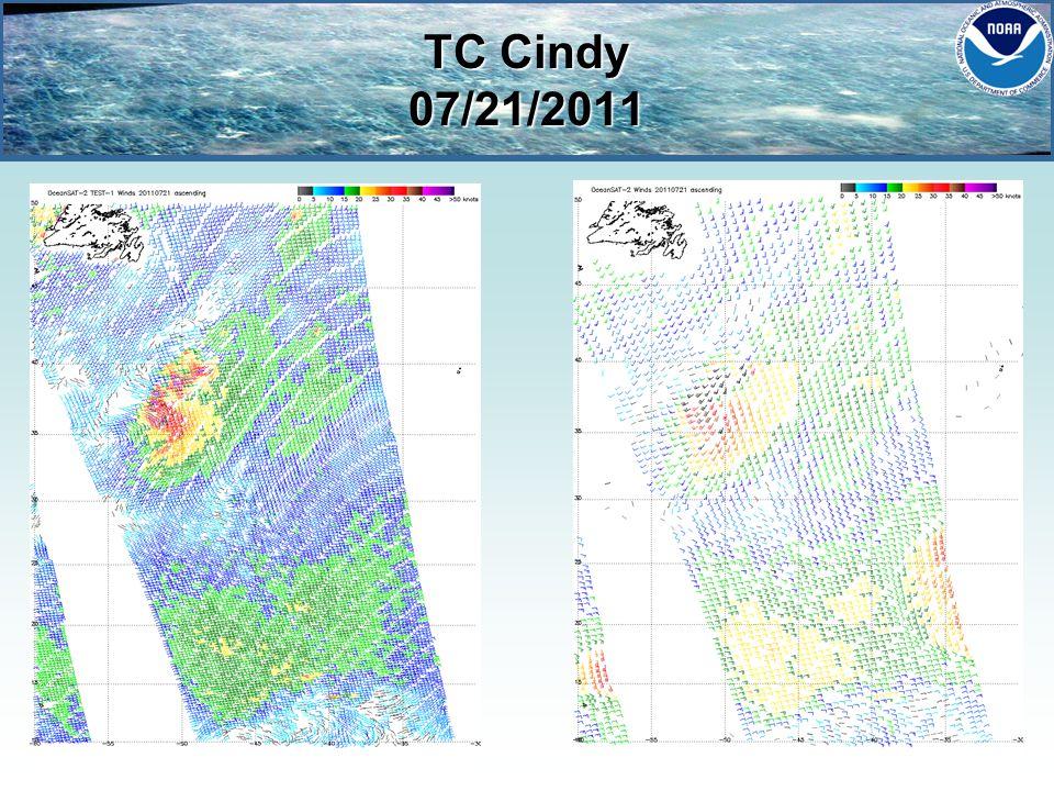 TC Cindy 07/21/2011