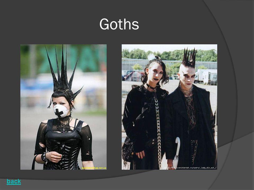 Goths back