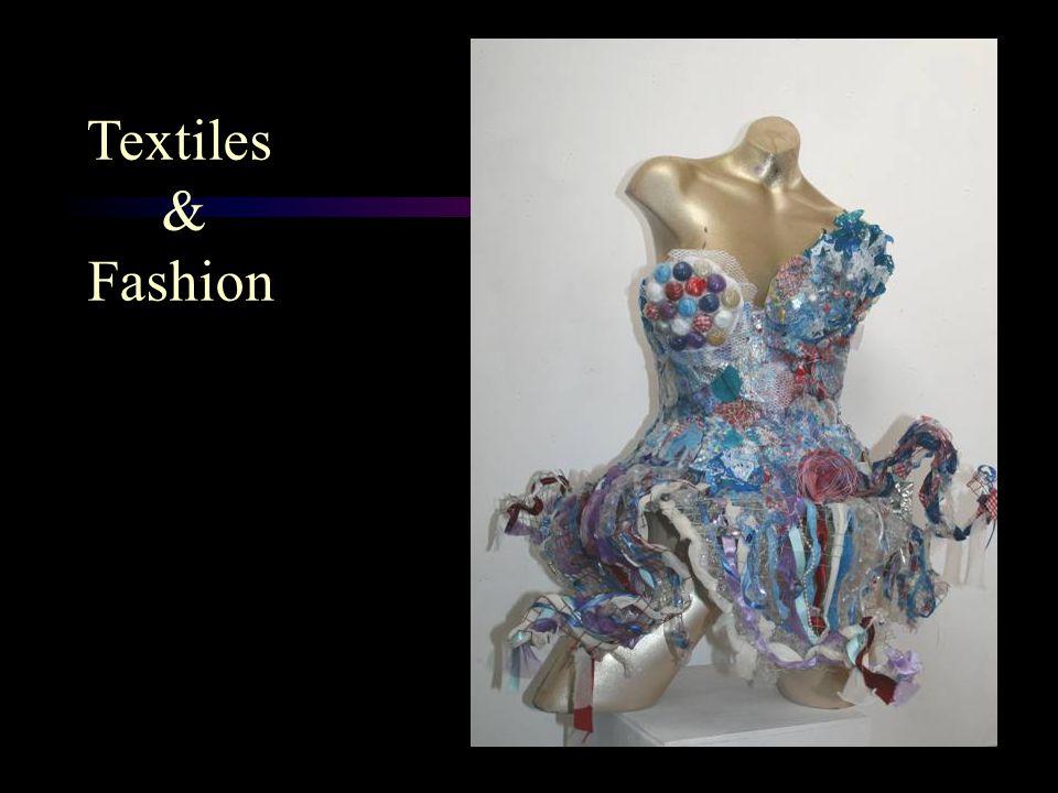 Textiles & Fashion