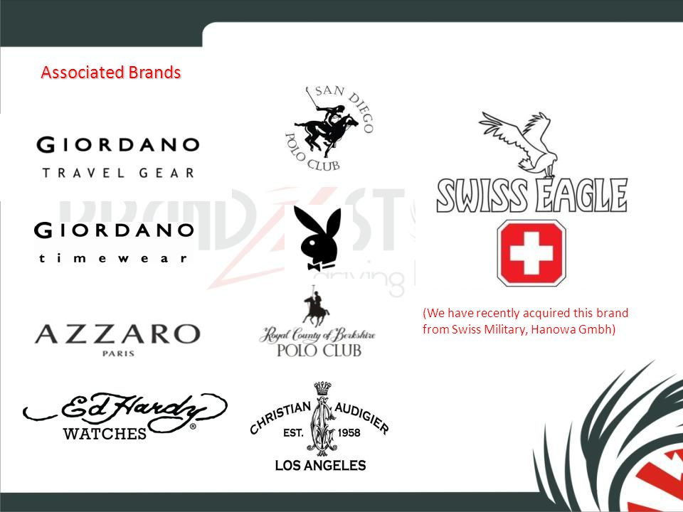 Brands & Product Categories… Brands & Product Categories… Swiss Eagle From beginning, a premiere watch manufacture All SWISS-EAGLE watches are made in Switzerland, which gives them the Swiss Made guarantee.