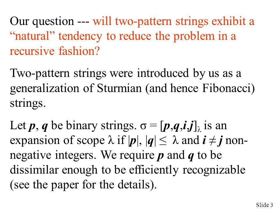 Slide 14 (C1) A δ 1,k 1 n A δ 2,k 2 (C2) A δ 2,k 2 n A δ 1,k 1 (C3) δ 2 =δ 1 μ (a) if μ p, then A δ 2,k 2 n A δ 1,k 1 (b) otherwise A δ 1,k 1 n A δ 2,k 2 (C4) δ 1 =δ 2 μ (a) if μ p, then A δ 1,k 1 n A δ 2,k 2 (b) otherwise A δ 2,k 2 n A δ 1,k 1 (C5) (a) if k 1 k 2, then A δ,k 2 n A δ,k 1