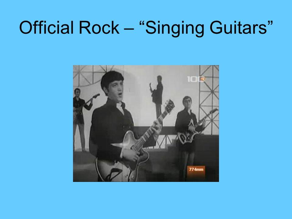 Official Rock – Singing Guitars