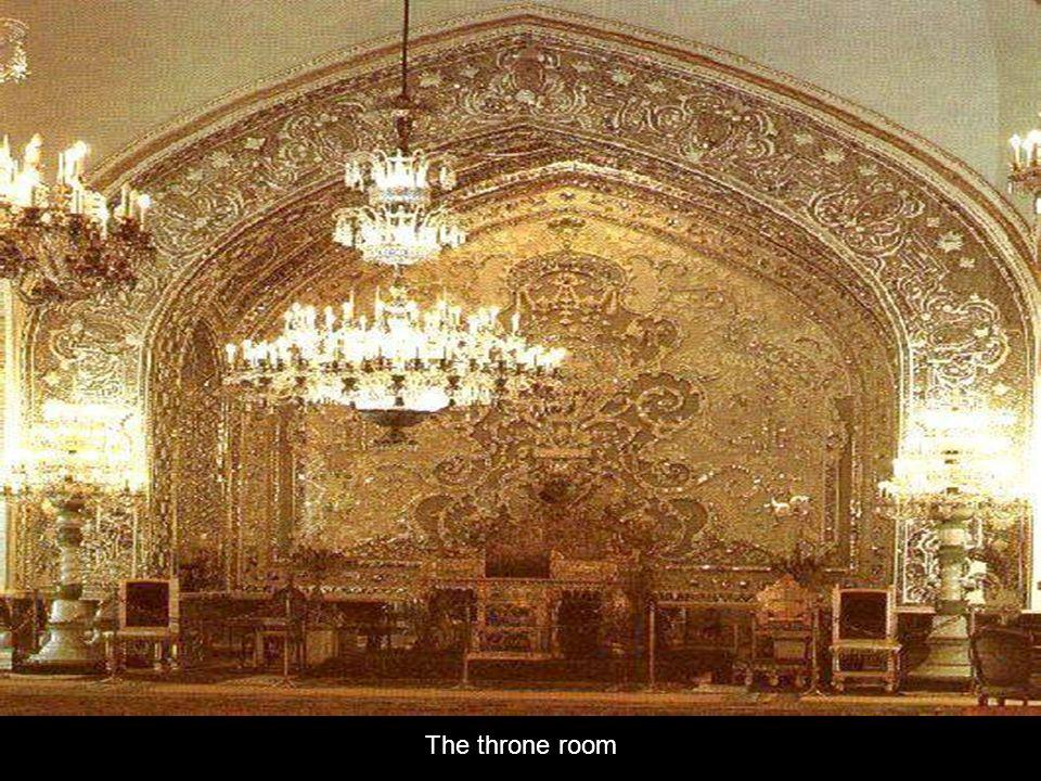 The main palace hall