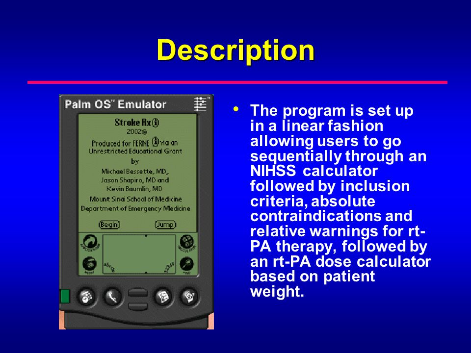 Treatment Labatelol 10 mg IV was given (see HTN guidelines) t-PA-- Demo bolus and drip