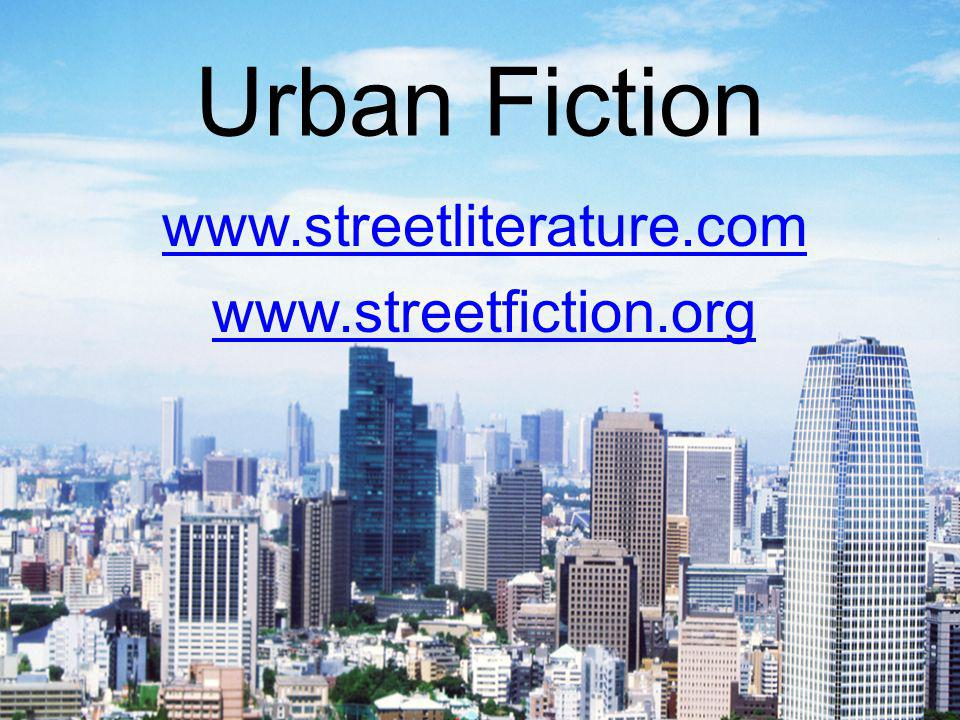 Urban Fiction for TEENS