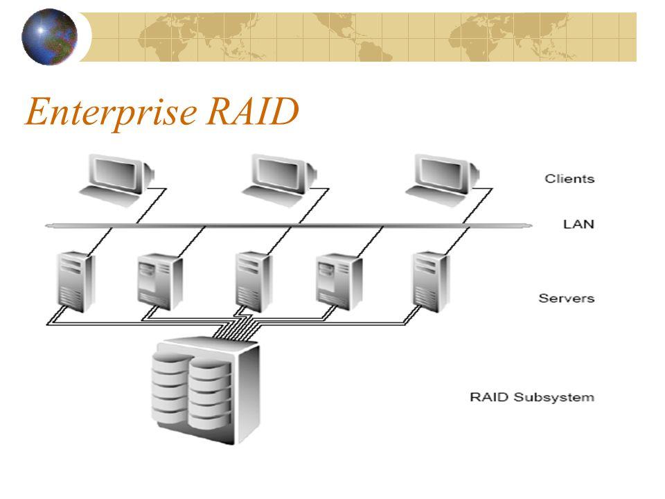 Enterprise RAID