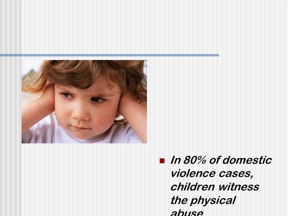 Studies indicate that sexual abuse and domestic violence exist concurrently in families.