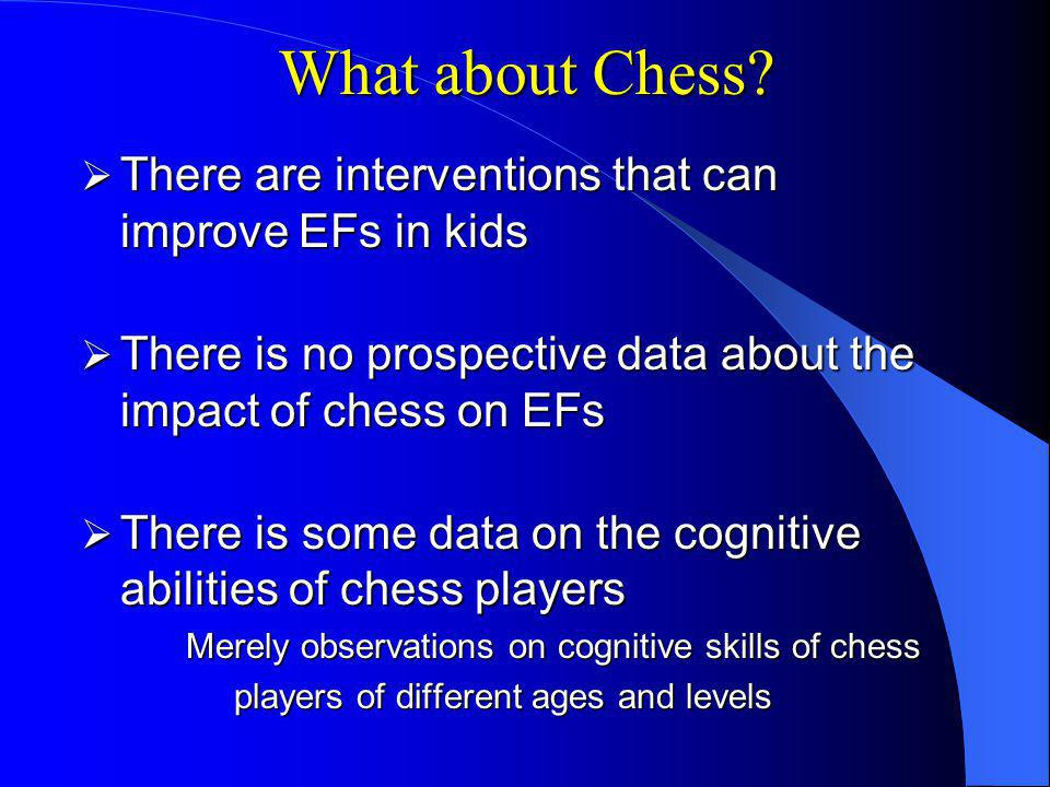 What about Chess.