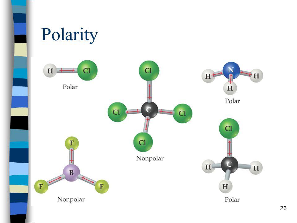 26 Polarity