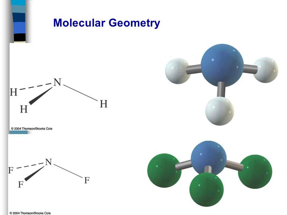 55 Molecular Geometry