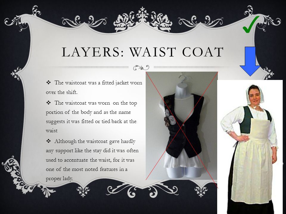 LAYERS: PETTICOAT(S) The petticoat is an undergarment that is usually worn in sets of 3 or 4.