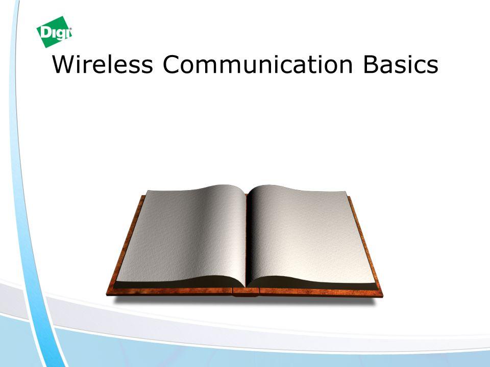 Wireless Communication Basics