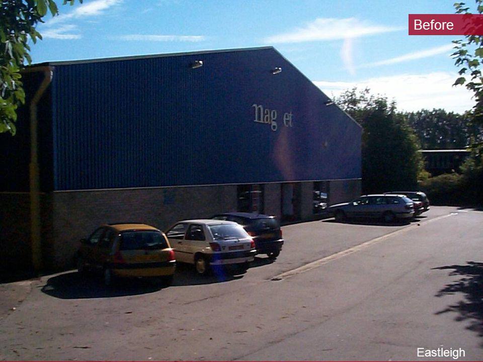 66 28 November 2007 Eastleigh Before
