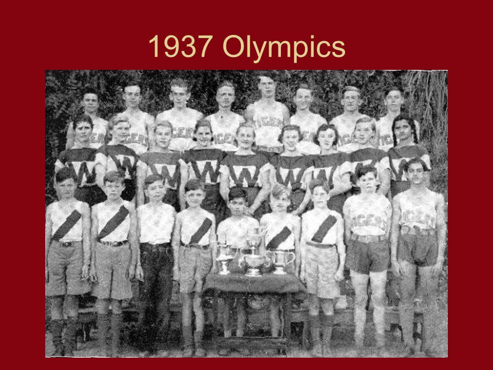 1937 Olympics