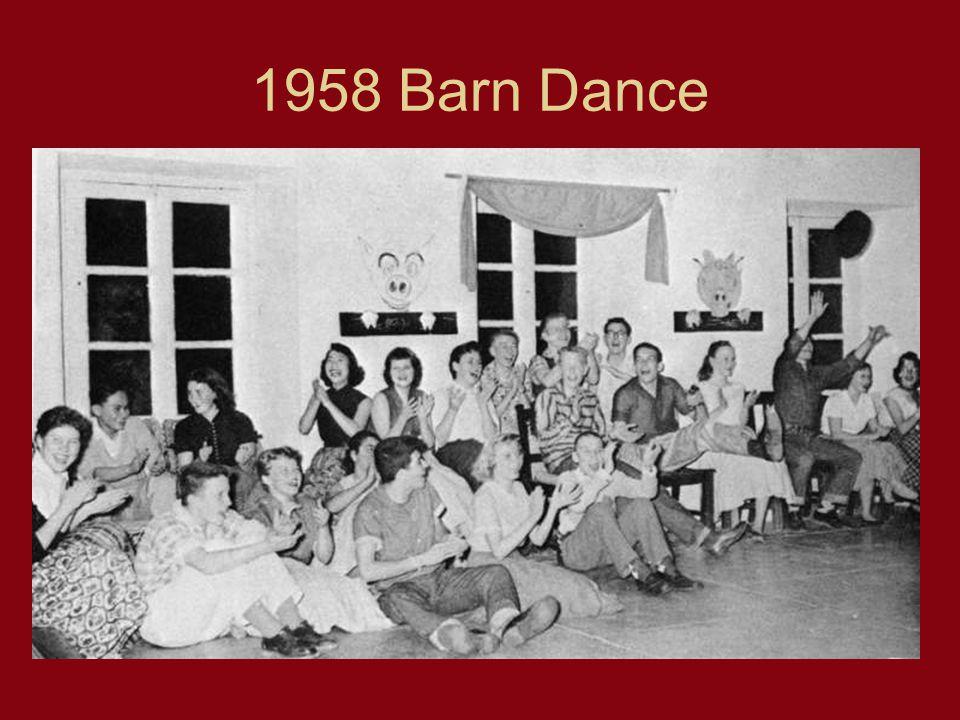 1958 Barn Dance