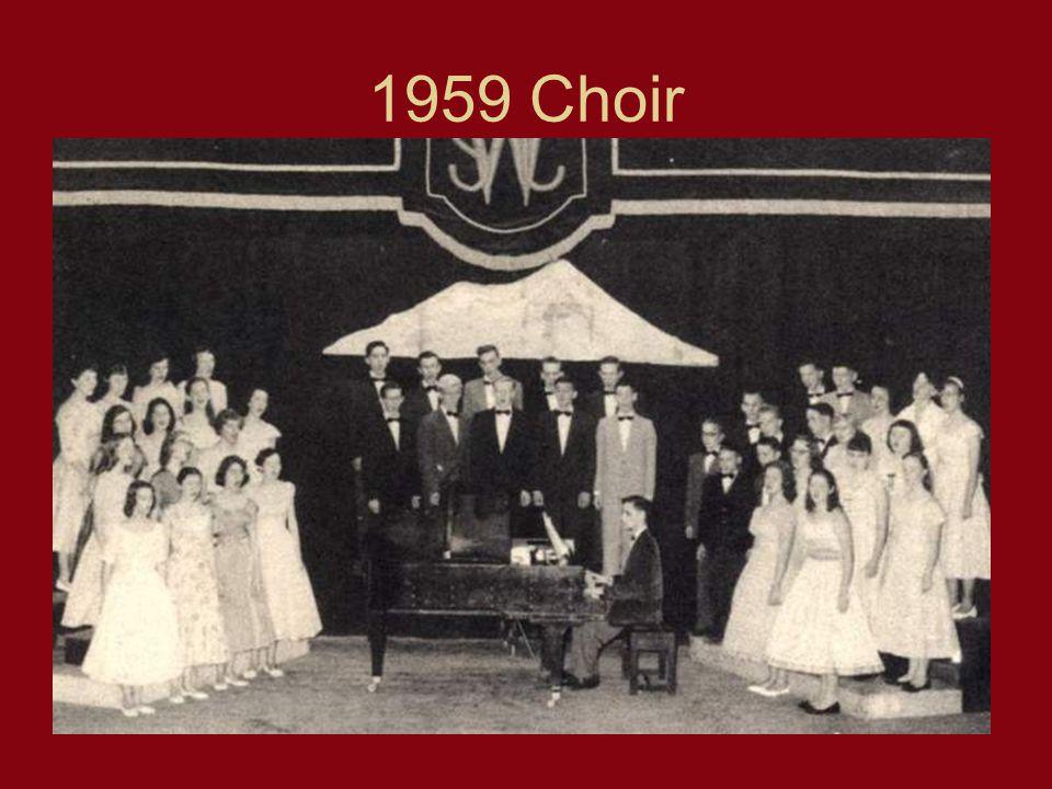 1959 Choir