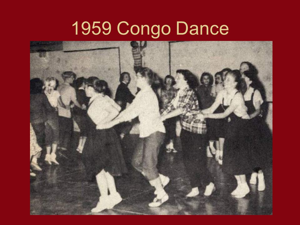 1959 Congo Dance