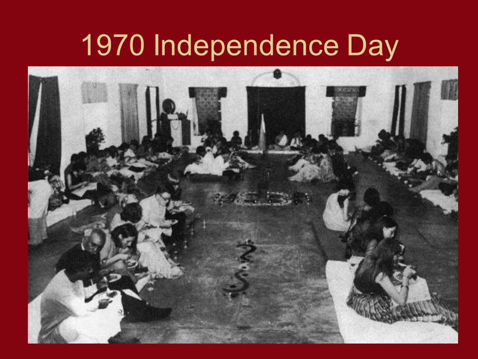 1970 Independence Day